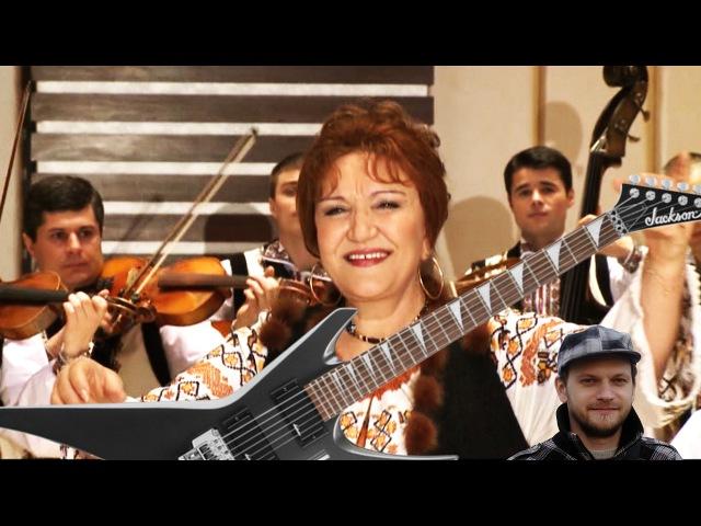 Zinaida Julea - E Sarbatoare Si Rasuna Muzica (Metal Cover)