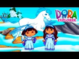 Dora the Explorer: Dora Saves the Snow Princess. Games online
