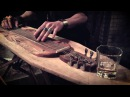 THE PARTING GLASS   Ironing Board Lap Steel Guitar Solo