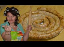 Домашний рецепт ВКУСНЕЙШЕЙ колбасы с НЕЖНЕЙШЕЙ свинины | Тёщины Рецепты