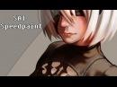 [Speedpaint 026] 2B - Nier: Automata