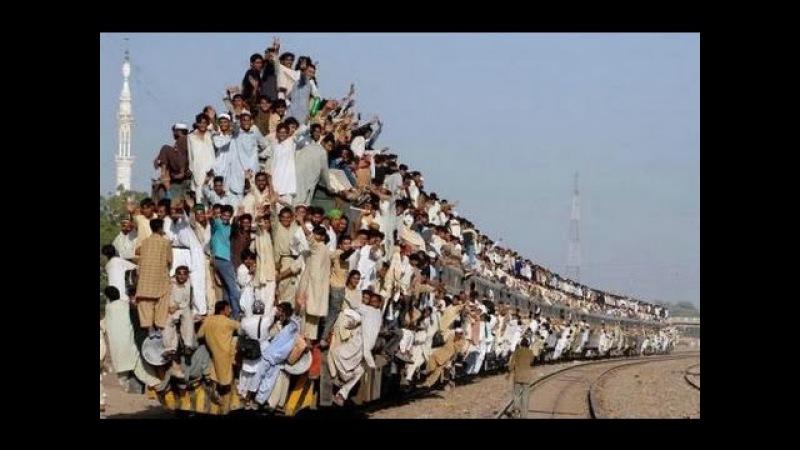 Железные дороги Индии | Индия 6