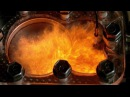 See Through Engine - 4K Slow Motion Visible Combustion · coub, коуб