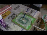 NLC33 How to make a fuel cap part7. (infusion 2)