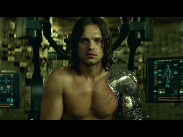 Зимний Солдат (Баки) начинает вспоминать Стива, и ему заново стирают память.