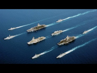 Машины смерти. Война на море. Линкоры, эсминцы, подлодки. Развитие военного флота 23.03.2017