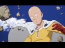 Saitama vs Genos Fight One Punch Man