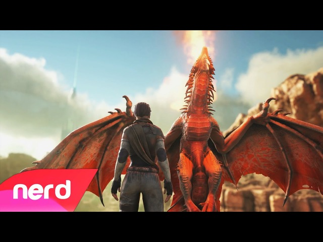 ARK: Scorched Earth Song | Set Fire To The Sky | NerdOut!
