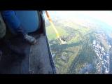 Слабонервным не смотреть!))) УРРРА Я ЭТО СДЕЛАЛА!!! Моя мечта сбылась!!! Первый свой прыжок я посветила в память своей МАМЕ !!!!