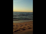 20 июля -17 : Вечер у моря.