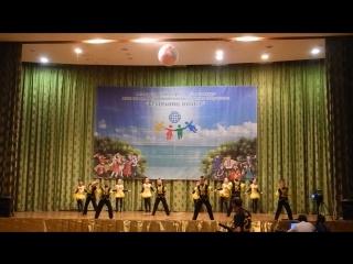 19 Абхазия . ДО Солнечный Танц Фестиваль Без границ Юниор. Энергия Тихвин Пчелиное свидание