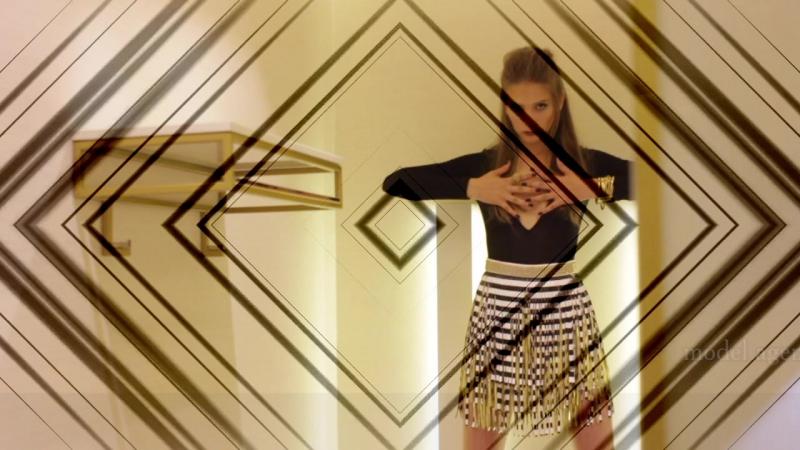 Победительница конкурса Next Top Model 2017г.- Алёна К.,ученица и модель агентства RS/N.Ch/2-ое image video брендов Qboutique/