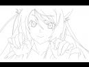 Рисую аниме-арт