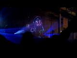 Лазерное шоу в казак палац! Супер отдохнули всей семьей