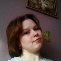 Анкета Виктория Дрюкова