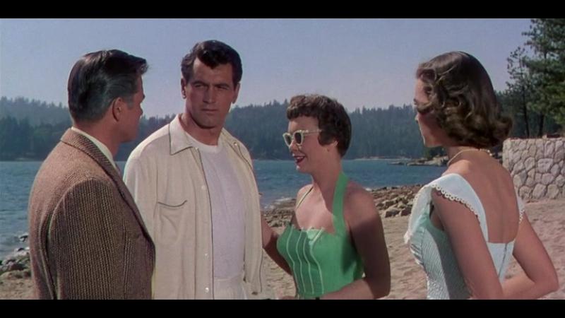 Великолепная одержимость / Magnificent Obsession (1954) HD