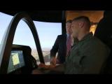 Десантники TV - F-35 Stealth Fighter Helmet Mounted Display System Flight Simulator [1080]