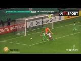 Гaмбург - Бoруссия Менхeнгладбах 1-2 (1.03.17)