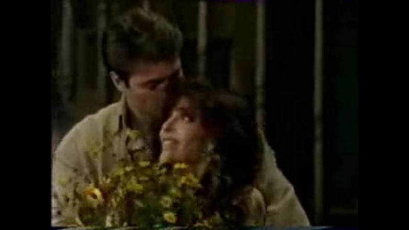 Leonarda y Genaro El beso del final