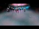 Street dance show Hanna Artsyman kids beginners