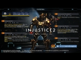 Injustice 2 Atrocitus Tournament gameplay Атроцитус