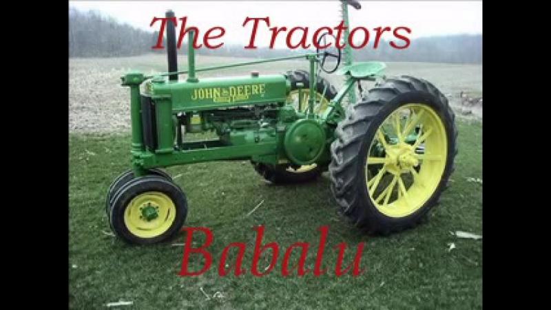 Tractors -Babalu