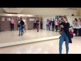 Мастер-класс по Леди-стайл в сальсе от Марты Ханны на Танцевальной ВЕСНЕ 2016 в г.Барнауле.720