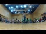 Slav - Nikus - Padre | Судейские выходы | Новогодний батл в Лидере 2016