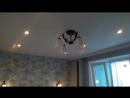 Ремонт квартир в Вологде ЖК Высота 3 ком 75 м2 монтаж потолков и розеток