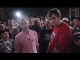 versus x #slovospb: Oxxxymiron vs Слава Кпсс (Гнойный)