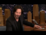 23.06.17г. Keanu Reeves. The Tonight Show Starring Jimmy Fallon.