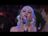 Christina Aguilera - National Anthem (Live at NBA Finals 2010)