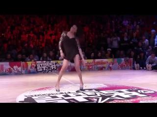 Стиль танца - Одинокая барышня на корпоративе