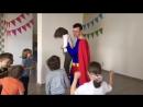 По-здрав-ля-ем!🎊 ⠀ Да-да! ⠀ У нас опять день рождения, и мы опять поздравляем именинника!🎁 ⠀ Гриша, с 5-ти летием! ⠀ Желаем тебе