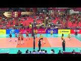 Top 10 Best Volleyball Spikes by Celeste Plak - Netherlands Volleyball