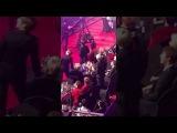 170119 SEOUL MUSIC AWARDS - BTS V JAMMING SO HARD TO SILENTO'S WATCH ME (WHIPNAE NAE)