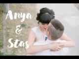 Свадебная история в слайдах Ани &amp Стаса  4К