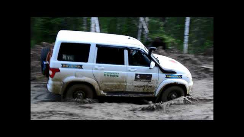 Перевал Дятлова. Отпуск с Red Off-road Expedition 2017