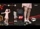 King of masked singer 복면가왕 'melon' VS 'Peach' Dance battle 20170709