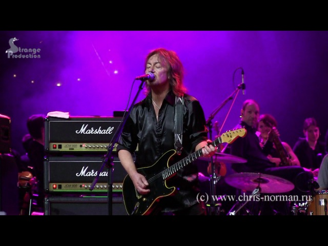 Chris Norman Band. Symphonic Live in Budapest, 22 Apr 2017. Part 2