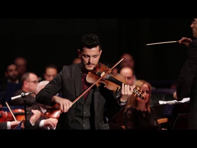 Ya Hobbi Li Ghab يا حبي اللي غاب - Andre Soueid with the Lebanese Oriental Orchestra