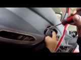 Hyundai Atos хендай атос как снять обшивку двери