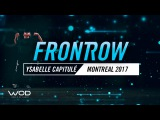 Ysabelle Capitule  FrontRow  World of Dance Montreal Qualifier 2017  #WODMTL17