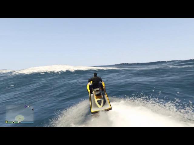 Бермудский треугольник Палето-Бэй в GTA Online