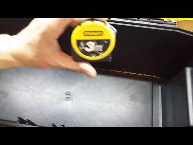 Ящик для инструмента Stanley FatMax Инструмент Ящик для установки