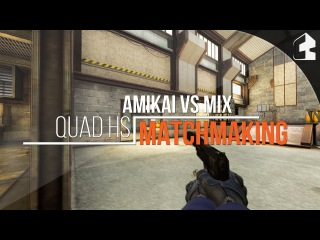 Amikai vs. MIX - QUAD HS @ Community Plays