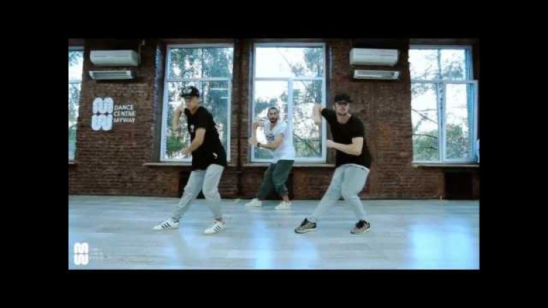 M I A Go off choreography Denis Stulnikov Myway Dance Center