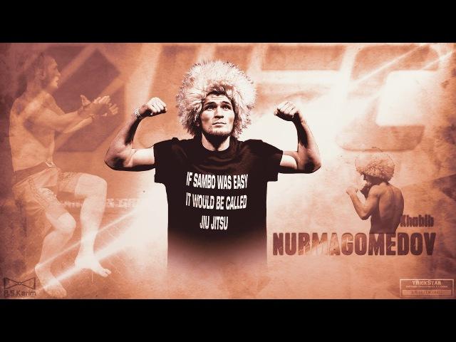 Khabib 'The Eagle' Nurmagomedov highlights 2017 HD