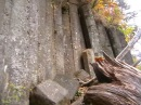 Удивительные столбы.Водопад Неожиданный.Приморский край