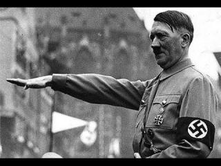 Гитлер-Антихрист. Кто придет на смену Гитлеру? Третье пришествие антихриста.